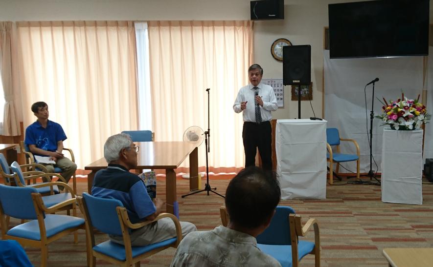 山口県終活支援協議会 講演会 写真